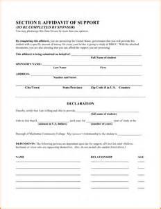 affidavit template doc doc 12751650 affidavit template doc affidavit sle
