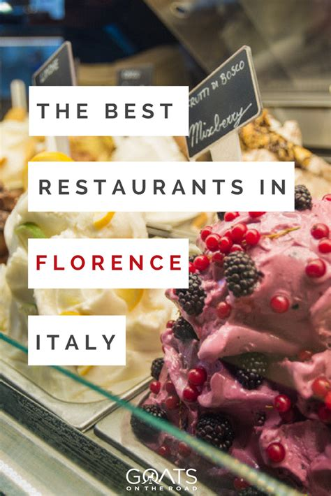 best restaurants firenze top 13 best restaurants in florence italy goats on the road