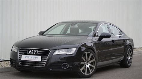Audi S7 Mtm by Audi A7 3 0 Tdi By Mtm