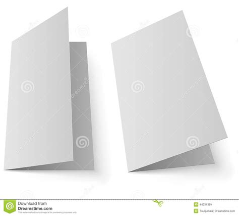 blank card stock templates blank greeting card stock vector image 44034399