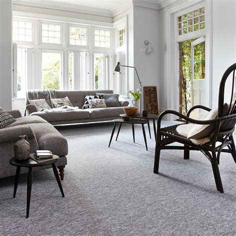 light gray living room living room with light grey carpet living room
