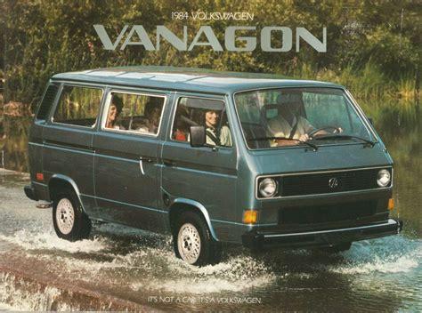 volkswagen vanagon cc capsule 1980 vw vanagon good luck with that heater