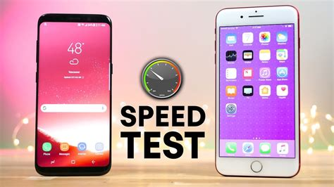 For Samsung Iphone samsung galaxy s8 vs iphone 7 plus speed test