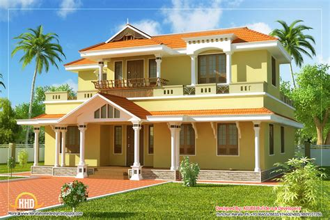 House Models Plans by March 2012 Kerala Home Design And Floor Plans