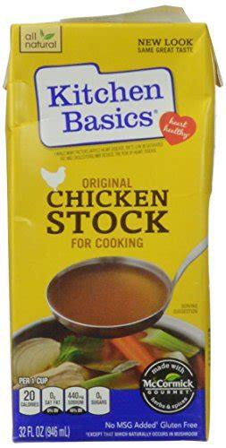 kitchen basics original chicken stock 32 oz food