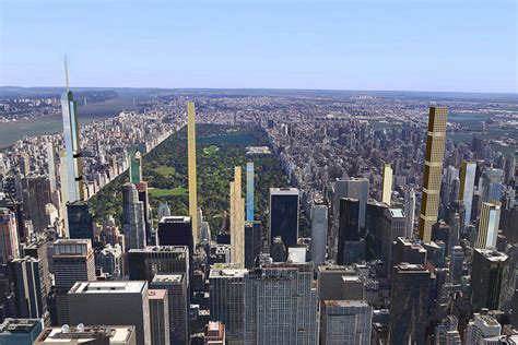new year 2018 new york city what the new york city skyline will look like in 2018