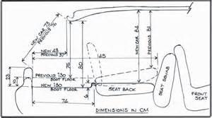 Kia Boot Dimensions I30 Boot Dimensions 2012 Hatch Model