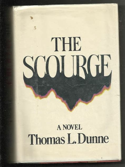 emaculum the scourge book 3 books vintage 1978 the scourge l dunne fiction hardback book