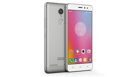 Lenovo K6 Power Lenovo K6 Power With 5 Inch 1080p Display 4000 Mah