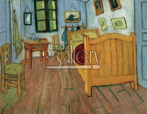 vincent van gogh bedroom in arles 20x24 reproduction oil quot bedroom in arles quot by van gogh oil painting reproduction
