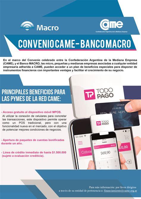 banco macro creditos personales blog all categories prestamosretwa