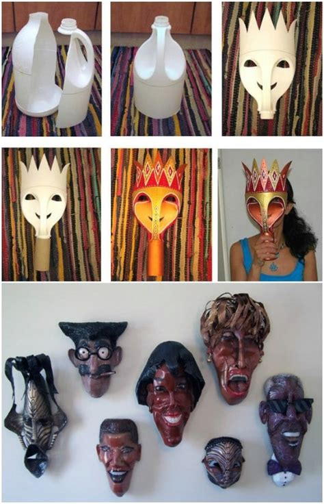 easy  creative diy halloween masks  kids