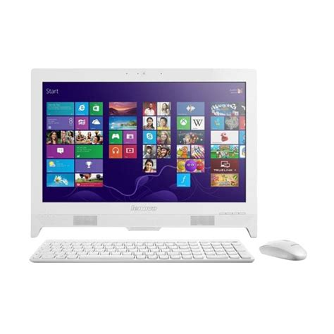 Harga Lenovo C260 jual lenovo aio idea centre 310 20asr 03id desktop pc