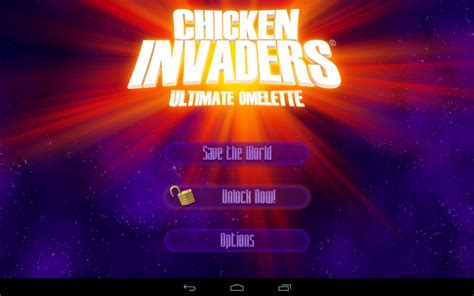 chicken invaders 4 full version apk chicken invaders 4 android full apk mobil uygulamalar