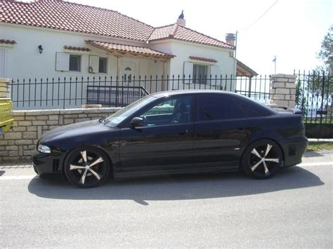 Audi A4 B5 1 8t Tuning by Audi A4 B5 1 8t Rieger Umbau 19 Quot Von Elgreco84 Tuning