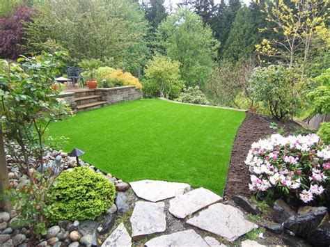 lawn free backyard no grass backyard ideas gr free yard small garden without lawn gogo papa