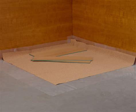 AcoustiCORK? C31 underlay for laminate floors   Amorim