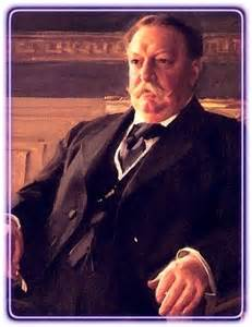 who was the president who got stuck in the bathtub taft stuck at a water tank railroad sta by william howard