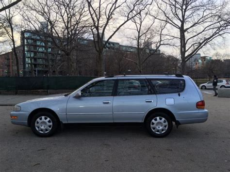 Toyota Camry Station Wagon Toyota Camry Station Wagon Le Low For Sale