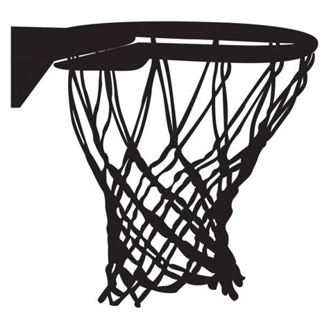 basketball net clipart basketball hoop clip vector images illustrations