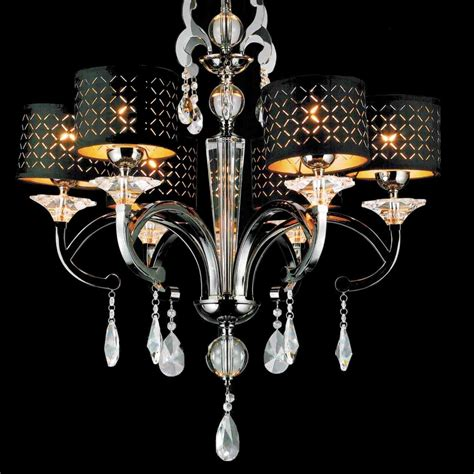 Black Circle Chandelier Brizzo Lighting Stores 29 Quot Bello Nero Contemporary
