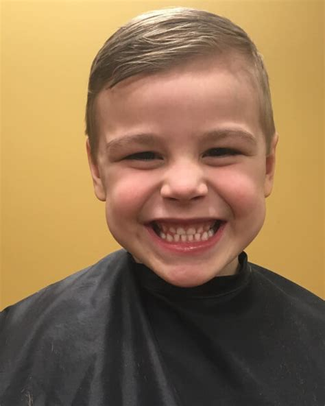 little boy comb over hairstyle 31 cute haircuts for boys updated for 2018