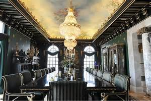 mansion dining room formal dining hall for exclusive and esteemed guests