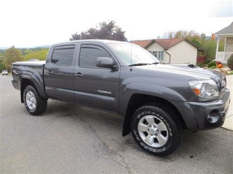 Toyota Trd Package Sell Used 2010 Toyota Tacoma 4x4 Trd Sport Package In