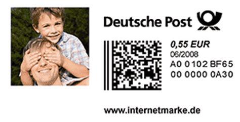 Porto Online Drucken Brief by Deutsche Post Sendungsverfolgung F 252 R Briefe Preise