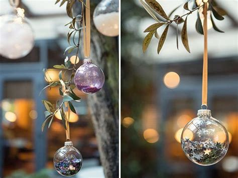 how to make your own diy christmas baubles love my