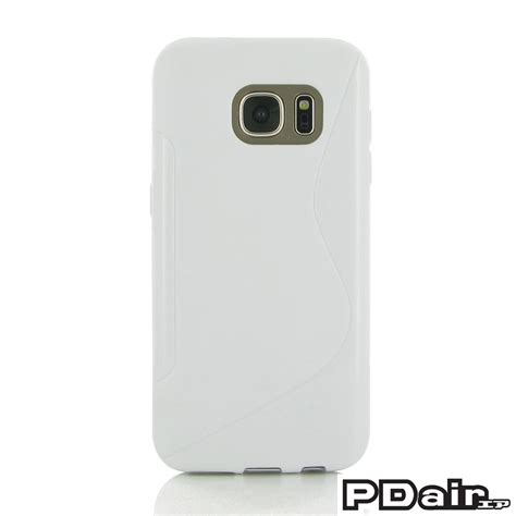 Casing Samsung Galaxy S7 Softcase Bumper Motif 02 samsung galaxy s7 soft white s shape pattern pdair 10