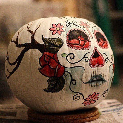 35 ways to decorate pumpkins without carving pumpkins