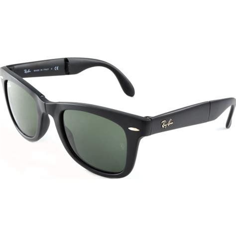 Kacamata Sunglass Folding Matte Black rb4105 50 601s rayban sunglasses sunglasses2u