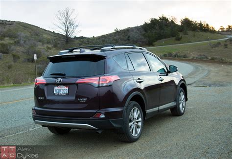 about toyota 2016 toyota rav4 limited exterior 005 the truth about cars