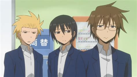 daily lives of highschool boys winter 2012 season review avvesione s anime