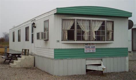trailer houses mobile home 210