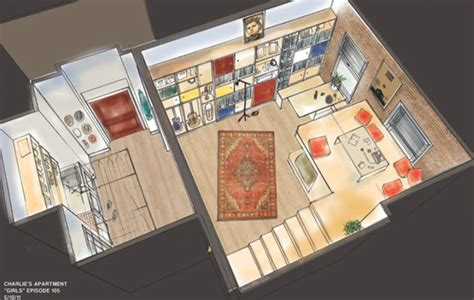 new york city studio apartment this studio apartment from hbo s may be the coolest