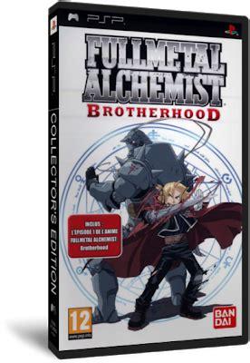 se filmer fullmetal alchemist brotherhood gratis full metal alchemist brotherhood full ingles psp iso