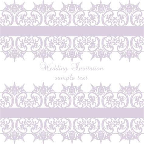 freepik wedding pattern wedding invitation pattern template vector free download
