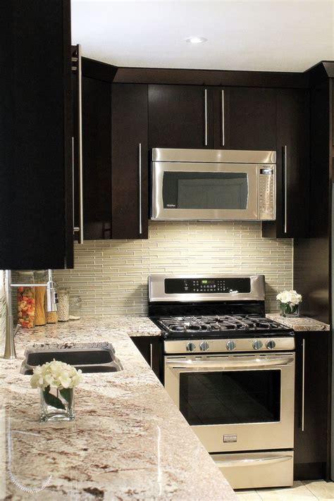 kitchen backsplash tiles toronto linear glass tile backsplash from toronto s midgley west