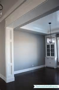 All of the molding in my house i kept really simple and wide straight