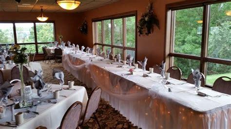 wedding reception table settings wedding reception table setting fox banquets
