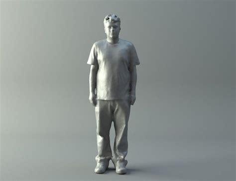 figure 3d model figure 3d printable model cgtrader