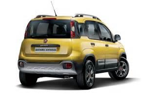 Fiat Panda 4x4 Cross Fiat Panda 4x4 Cross Colori Disponibili