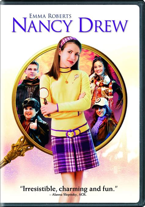 Drews A Cover by Nancy Drew Dvd Release Date March 11 2008