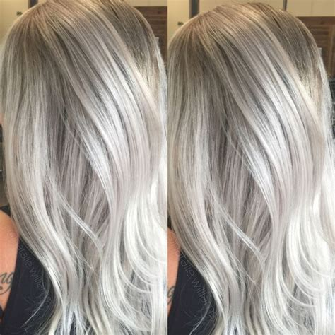 white low lights for grey hair best 25 platinum hair color ideas on pinterest