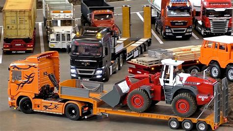 Camion Modelisme greatest rc 1 16 scale model truck collection best rc