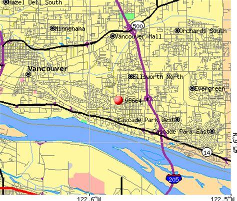 zip code maps vancouver wa 98664 zip code vancouver washington profile homes