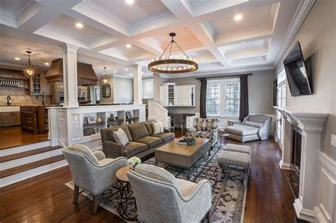 Living Room Chicago by Kate Marker Interiors Transitional Living Room