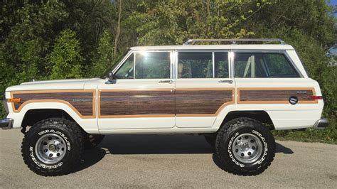 wagoneer jeep lifted 1988 jeep grand wagoneer f88 louisville 2016